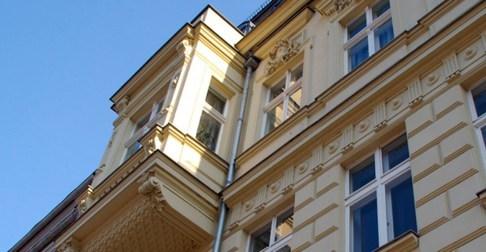 Gebäude, Fassade
